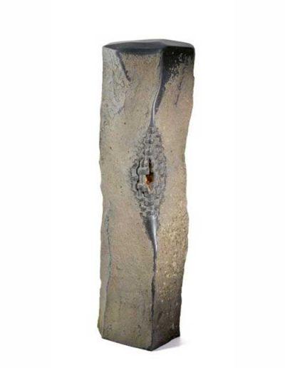 Geheimnis Basalt Deutschl 80x20x16cm