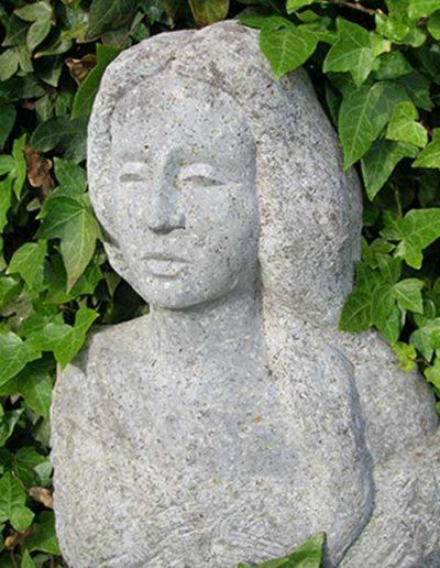 Kalkstein---Relief