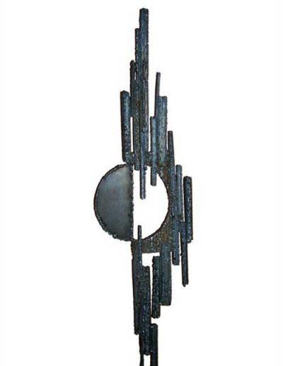 Schweißarbeit-(Detail)-Stahl-177x30x16cm